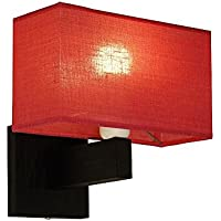 Lampada da parete–wero Design Bilbao della 001a–14varianti, lampada da parete, lampada, lampada, in legno massiccio, in legno di quercia, Legno di Quercia rosso trasparente