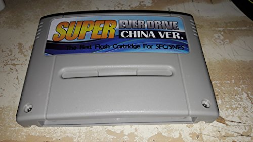 TripleM Gadgets® Super Nintendo SNES/SFC Super Everdrive Flash Cart With 8GB SD Card by TripleM Gadgets