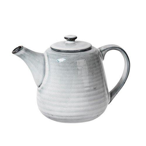 Broste Copenhagen NORDIC SAND Kleine Teekanne / Kaffeekanne für 0,5l