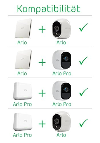 NETGEAR Arlo VMS3330-100EUS Smart Home - 6