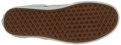 Vans Damen Classic Slip-On Sneaker Grün (Checkerboard)
