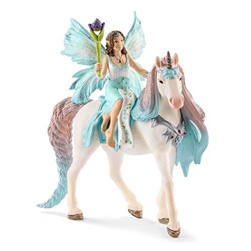 Schleich Hada Eyela con Unicornio para Princesas 70569