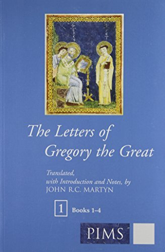 The Letters of Gregory the Great (3 Volume set) (Mediaeval Sources in Translation) by Pope Gregory (2004-01-01)