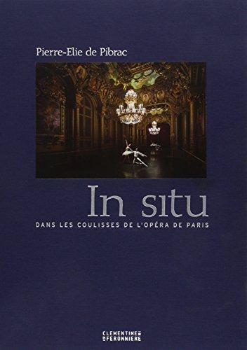 In situ : Dans les coulisses de l'opéra de Paris par Pierre-Elie de Pibrac
