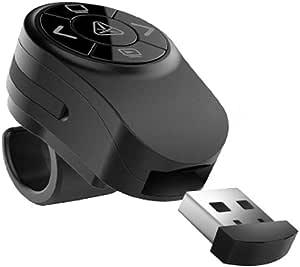 Quwn Kleine Tragbare Mini Wireless Presenter 2 4 Ghz Powerpoint Präsentation Steuerung Remote Office Powerpoint Ppt Controller Remote Clicker Flip Pen Bürobedarf Schreibwaren