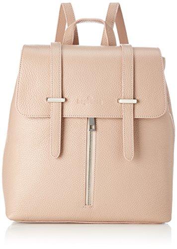 Bags4Less Elenor, Bolsos mochila Mujer, Pink (Nude), 15x32x30 cm (B x H T)