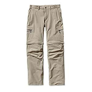 Nomader Zip-Off Pant El Cap Khaki