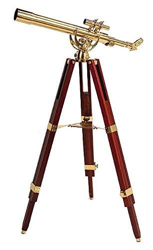 OMEGON TELESCOPIO DE LATON MT 60/700 28X