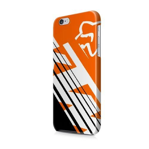 iPhone 5/5S/SE coque, Bretfly Nelson® KTM MOTO CROSS Série Plastique Snap-On coque Peau Cover pour iPhone 5/5S/SE KOOHOFD917673 KTM MOTO CROSS - 027