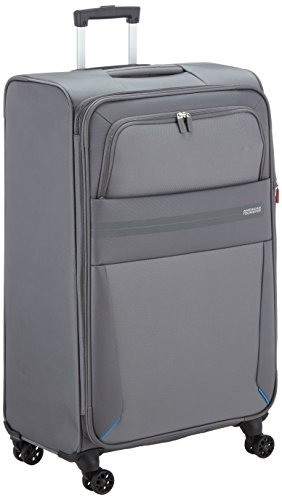 american-tourister-summer-voyager-valise-4-roues-79-cm-123-l-volt-grey