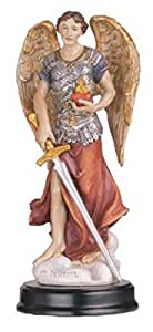 5 Inch Archangel Jehudiel Holy Figurine Religious Decoration Statue by GSC