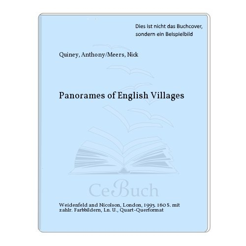 Panorames of English Villages