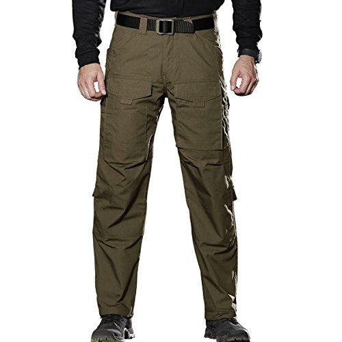 Haus-snowboard-hose (Free Soldier Outdoor Herren Multi Taschen Shorts lang Herren Freizeit Hosen lang)