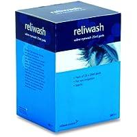 Preisvergleich für Augenspülung Sterile Salzlösung 25 x 20ml Hülsen für Erste Hilfe
