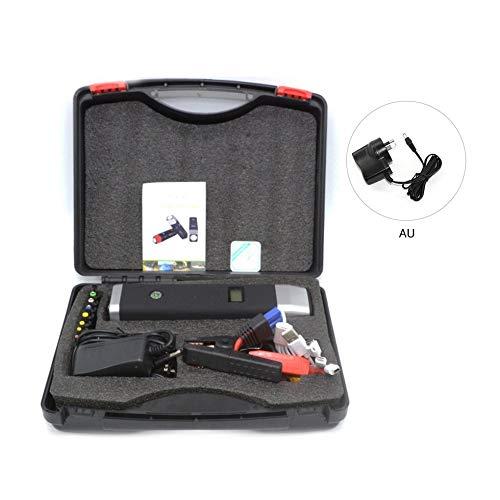 SEN 20000mAh Starter per Salto Auto con Martello di Sicurezza Caricabatterie Booster Caricabatterie Power Bank Nero e Argento EU