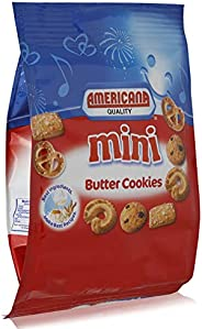AMERICANA CAKES Mini Butter Cookies 40G