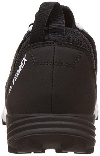 adidas Herren Terrex Agravic Speed Wanderstiefel Schwarz (Nero Negbas/negbas/ftwbla)