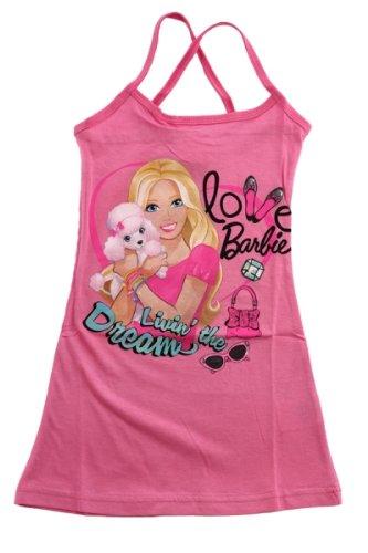 barbie-strandkleid-104-rosa