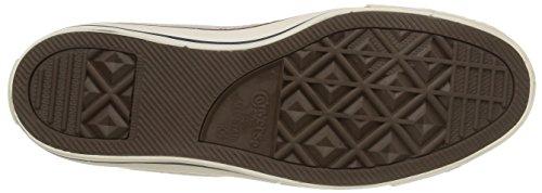 Converse 150583c Unisex-Erwachsene Hohe Sneaker Grau (Ash Grey/Deep Bordeaux/Nightti)