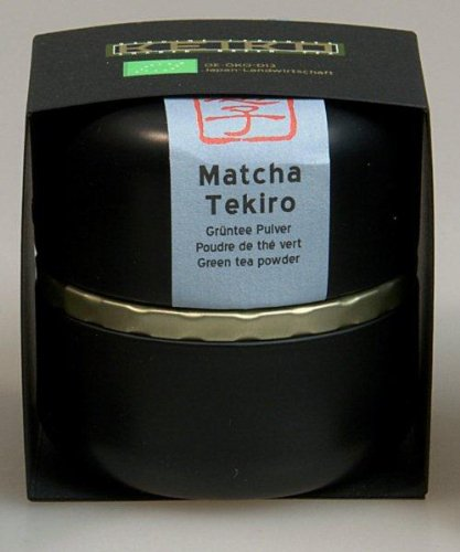 Matcha Tekiro Grüntee Pulver – 30gr