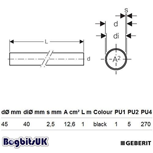 Geberit 152.170.16.1Verlängerungskabel-Muffe Download seidglanz