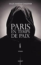 Paris en temps de paix (Littérature Française) (French Edition)