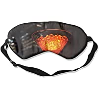 Eye Mask Eyeshade Cocktails Orange Sleeping Mask Blindfold Eyepatch Adjustable Head Strap preisvergleich bei billige-tabletten.eu