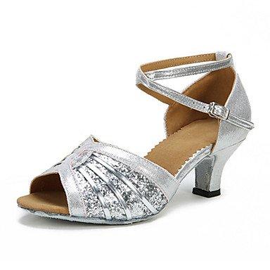 Scarpe da ballo-Non personalizzabile-Da donna-Balli latino-americani Jazz  Sneakers ... 82ed1b8c816