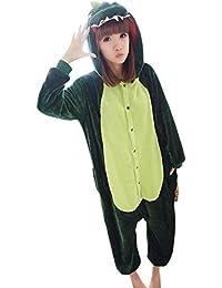 Z-Chen Disfraz de Pijama Animales para Unisex Adulto