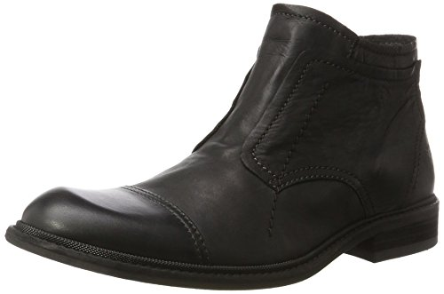 Fly London Hale934fly, Stivali Uomo Nero (Black)