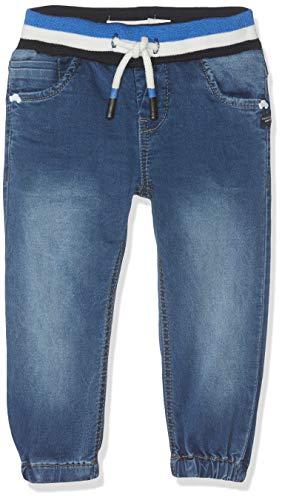 NAME IT Baby-Jungen Jeans NMMBOB DNMTAJAKE 2195 Pant NOOS, Blau (Medium Blue Denim), (Herstellergröße:80)