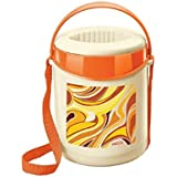 Milton Econa Container Insulated Office Tiffin, 450ml (Orange)