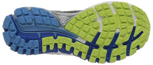 Brooks Ladies Adrenaline Gts 15w Scarpe Da Corsa Multicolore - Multicolore (bianco / Verde Intenso / Blu Scuro)