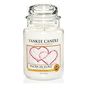 Yankee candle 1249712e bougie parfum e l 39 amour d 39 hiver for Meuble yankee candle