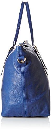 Petite Mendigote - Imane, Borsa A Tracolla da donna Blu (Bleu (Roi))