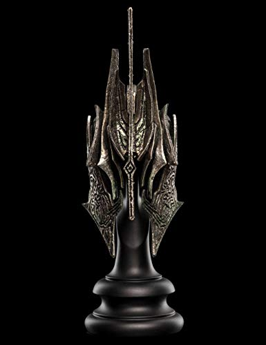 Der Hobbit - Original Weta - Replik 1/4 - Ringwraith of Forod - Helm 20 cm - Weltweit Limitiert auf 750 - Herr Der Ringe Hobbit Kostüm