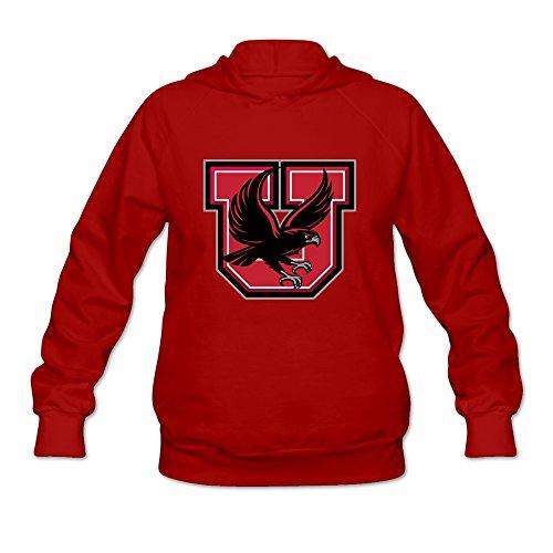 Sudadera Capucha Logotipo NCAA Utah Utes Mujer TBTJ