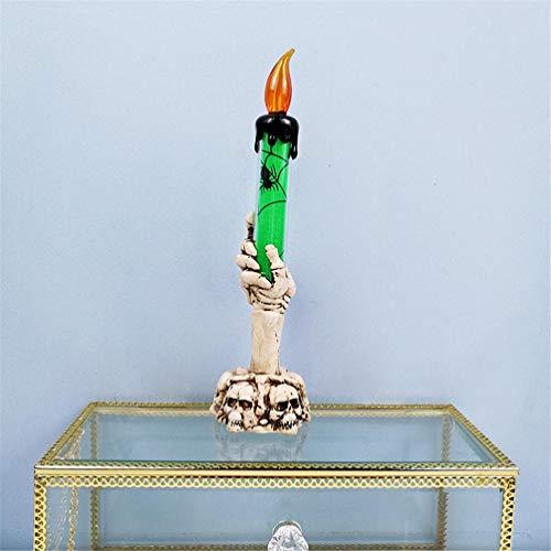 Candle Light TAOtTAO Halloween Kerze Licht Geist Hand -