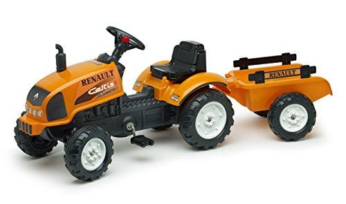 Falk 0709211 Renault Traktor Set Und Acc 2/5, Orange