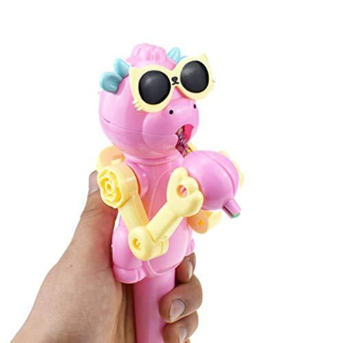 Mitlfuny Kinder Erwachsene Entwicklung Lernspielzeug Bildung Spielzeug Gute Geschenke,Kreative Lutscher Artefakt Lustige Essen Lutscher Roboter Halter Stehen Geschenke Spielzeug