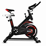 ONETWOFIT Cyclette Professionale da Spinning Cyclette da Allenamento Indoor Fitness Ciclismo, Uso da...