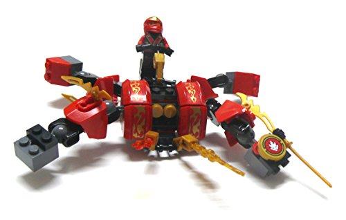 Preisvergleich Produktbild LEGO ® - Bionicle  Space  Star Wars  Mit Pilot/Fahrer - 4 Gelenksteine Doppelgelenke
