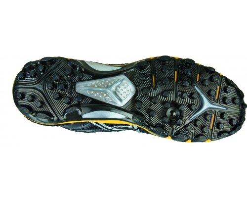 ASICS GEL-TYPHOON Hockey Chaussure Noir (Black)