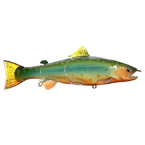 Lucky Craft Real California Premium Brook Trout Swimbait. Japan Wobbler