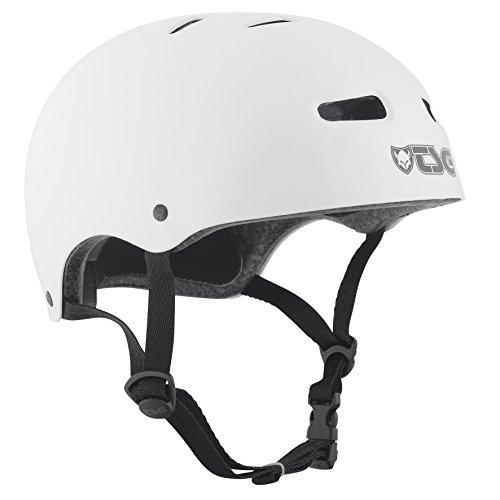 TSG Helm Skate BMX, Injected-White, L/XL, 750099