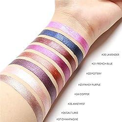 8 colores barra de labios...