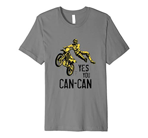 Dirt Bike T-Shirt Motocross Tee Funny Vintage Graphic Shirts