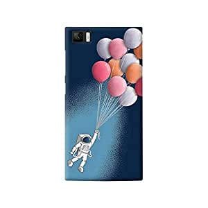 The Fappy Store fly high plastic back cover for Xiaomi mi3