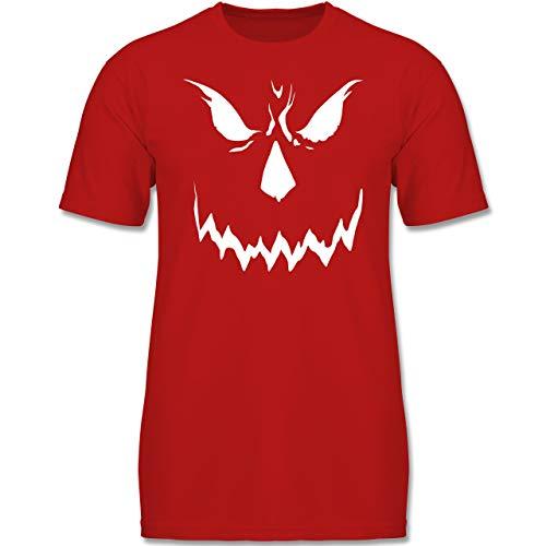 Anlässe Kinder - Scary Smile Halloween Kostüm - 164 (14-15 Jahre) - Rot - F130K - Jungen Kinder ()