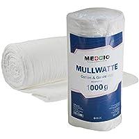 2 Rollen Bandagierwatte Verbandwatte Mullumschlag Mullwatterolle 40cm x 5m